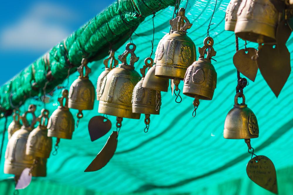 Buddha bellen